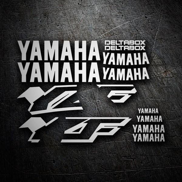 Pegatinas: YZF 600 1997-01