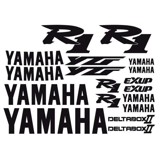 Pegatinas: YZF R1 2000