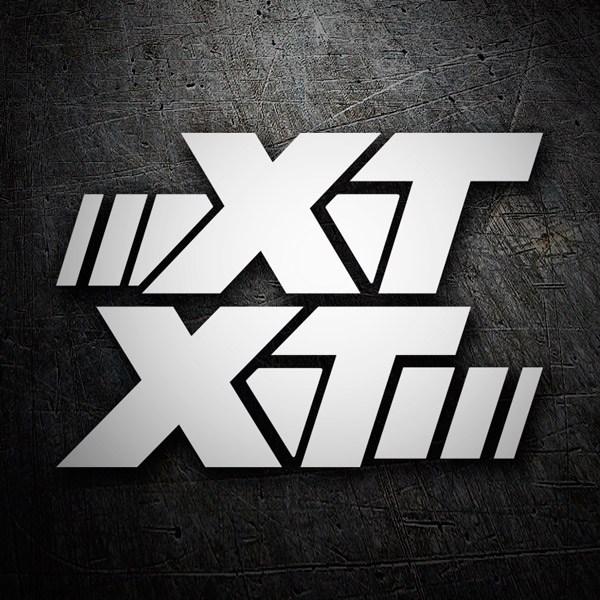 Pegatinas: XT 600
