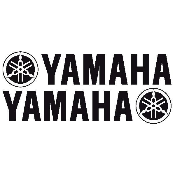 Pegatinas: Yamaha XI