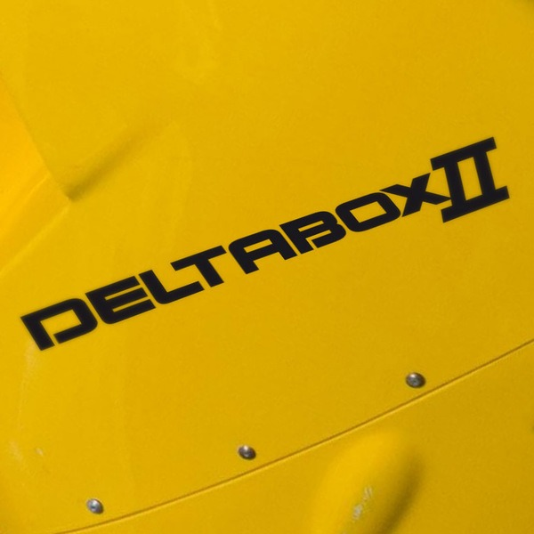 Pegatinas: Deltabox
