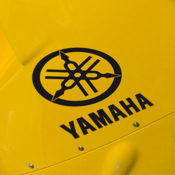 Pegatinas: Yanaha IX