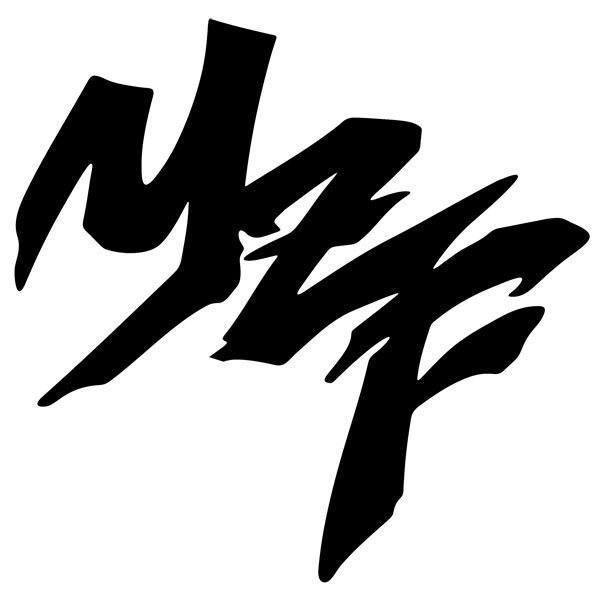 Pegatinas: YZF