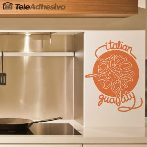vinilos-decorativos-italian-quality-spaghetti