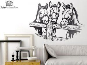 vinilos-decorativos-3-caballos