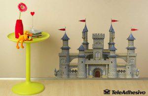 vinilos-infantiles-el-gran-castillo