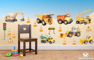 vinilos-infantiles-kit-camiones-construccion