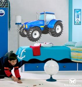 vinilos-infantiles-tractor