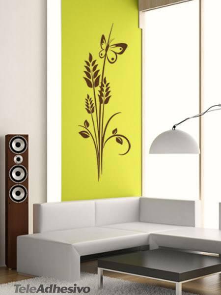 Vinilo adhesivo con una imágenes de la naturaleza para decorar tu hogar