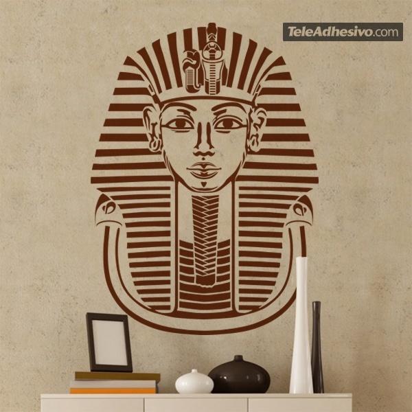 vinilos-decorativos-tutankamon