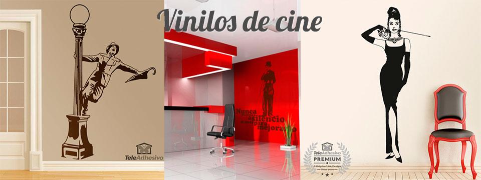 Vinilos de cine blog teleadhesivo for Vinilos para bares