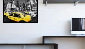 vinilos-decorativos-taxi-en-times-square