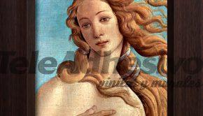 En Nacimiento de Venus en la puerta de casa.