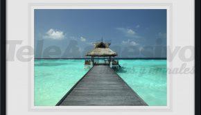 Playas cristalinas de arena blanca y fina