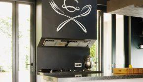 vinilos-decorativos-chef-cuchara-y-tenedor