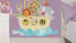 Simpático arca de Noé