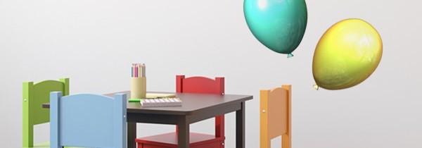 Decora la guarder a con globos - Decora con globos ...