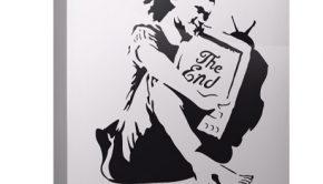 vinilos-decorativos-banksy-the-end