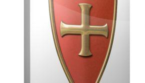 vinilos-infantiles-escudo-de-la-cruz