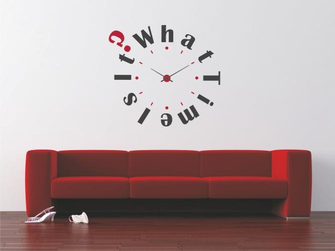 Relojes en vinilo - Reloj decorativo de pared ...
