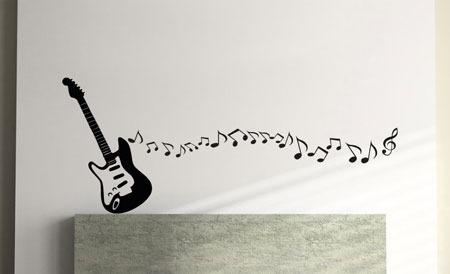 Vinilo de m sica - Vinilos pared musica ...