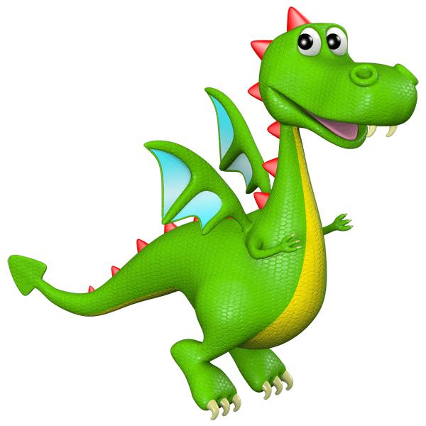 vinilos-infantiles-dragon-