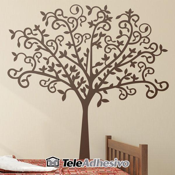 Un rbol fotogr fico en tu pared blog teleadhesivo for Significado de un arbol sin hojas