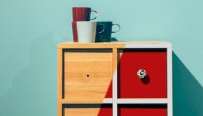 Consejos forrar muebles con vinilo