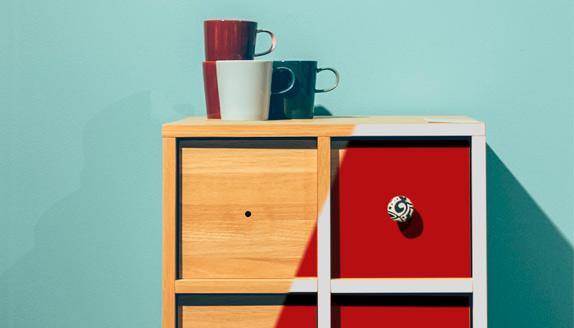 Consejos para forrar muebles con vinilo blog teleadhesivo - Como forrar muebles de cocina ...