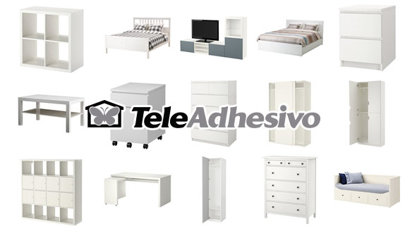 Muebles de Ikea para personalizar - Blog teleadhesivo - photo#41