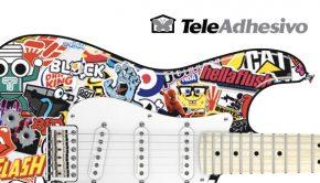 Decoración Fender Stratocaster