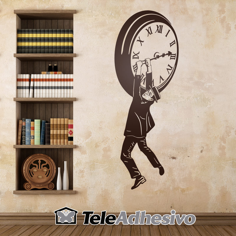Decorar Room Escape con vinilo