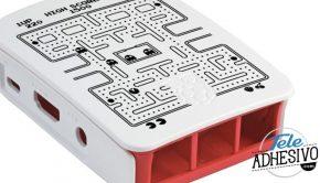 Personalización carcasa Raspberry Pi 3