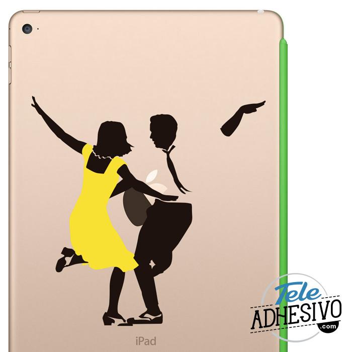 Pegatina La La Land para iPad o tablet