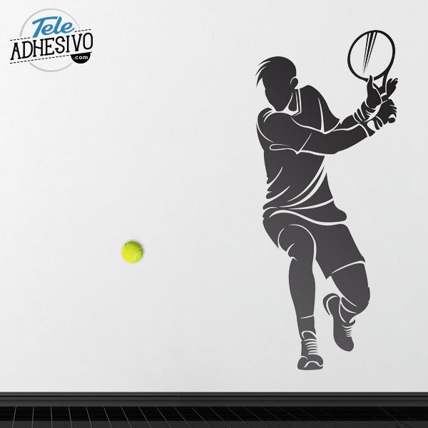Vinilo decorativo tenis
