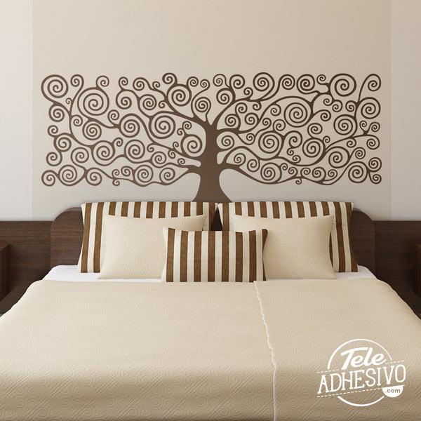 Vinilo Árbol de la Vida de Klimt