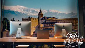 Fotomural de la Alhambra