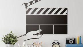 vinilos-decorativos-claqueta-cinema
