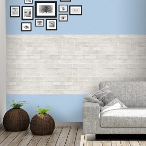 mural adhesivo de textura de ladrillo