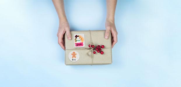 Ideas De Dibujos Para Navidad.4 Ideas Faciles Para Decorar Los Regalos De Navidad Blog