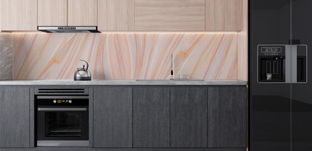 cenefa adhesiva textura de mármol