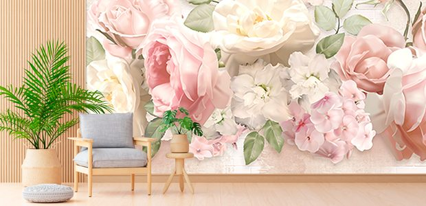 blog teleadhesivo flores