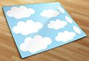 Vinilos decorativos kit de nubes
