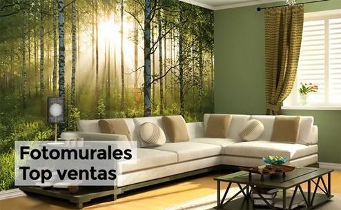 Fotomurales personalizados decorativos e infantiles para for Laminas gigantes para pared