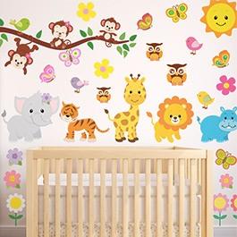 Vinilos infantiles personalizados y decorativos para tu pared for Vinilos decorativos infantiles para pared