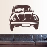 Vinilos Decorativos: Bettle car 3
