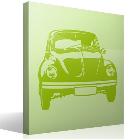 Vinilos Decorativos: Bettle car
