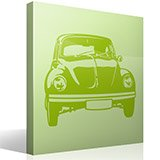 Vinilos Decorativos: Bettle car 4