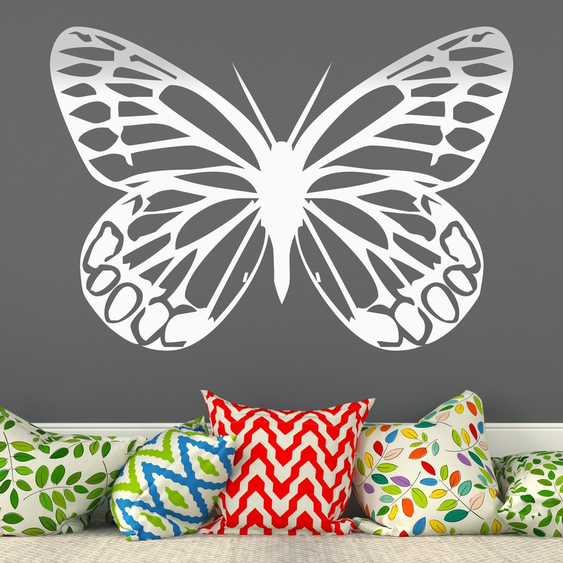 Mariposa for Vinilos mariposas
