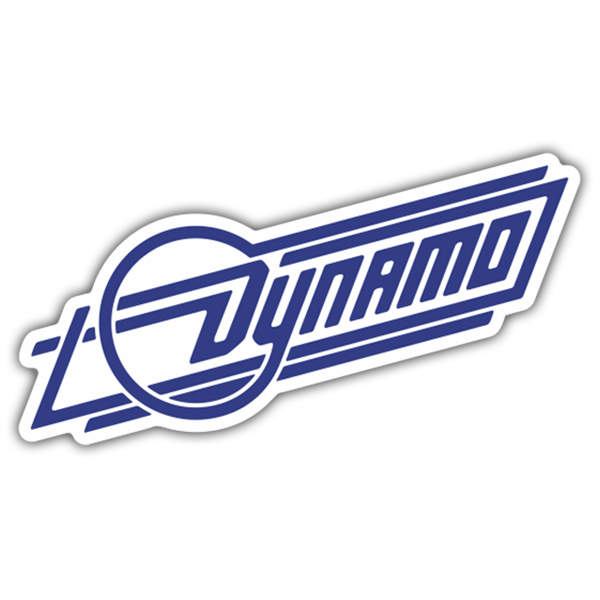 Pegatinas: Dynamo Air Hockey Logo